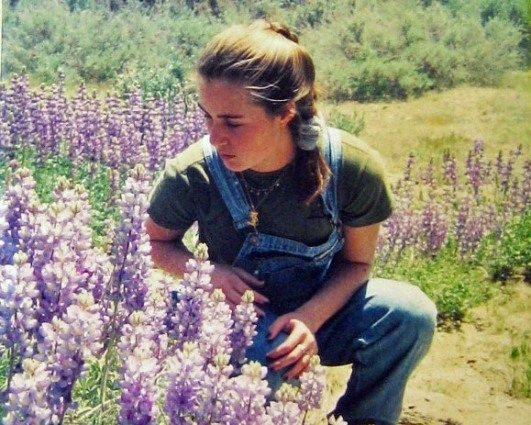 Teach children to appreciate wildflowers without picking them