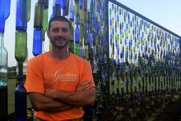 Jason Reeves and his Big Garden Project!