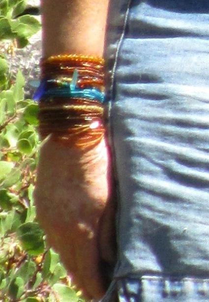 My signature beads