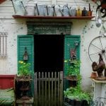 Laura Goines's Potting shed