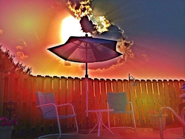 Sue Desmarais Loves motel chairs
