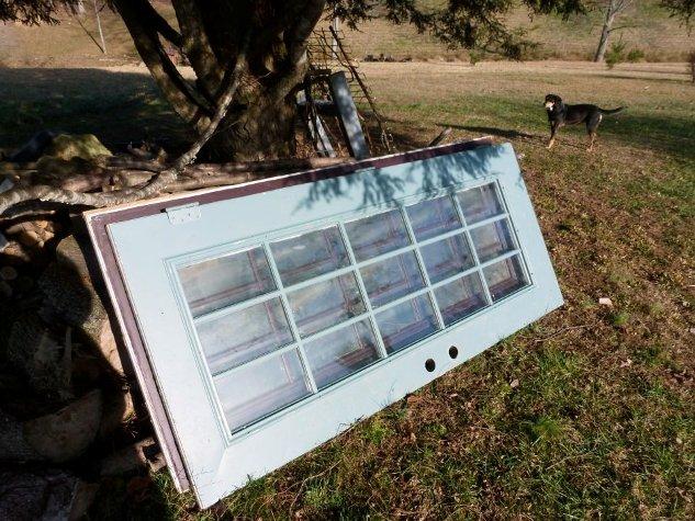 Cheryl York's old doors